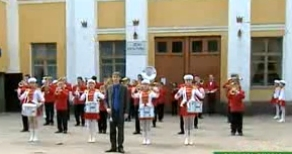 World Class Children's Orchestra From a Little Russian Village…