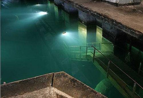 Bay of Balaklava the Secret Soviet Submarine Shelter…