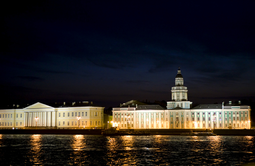 Russian Video: A walk in St.Petersburg.