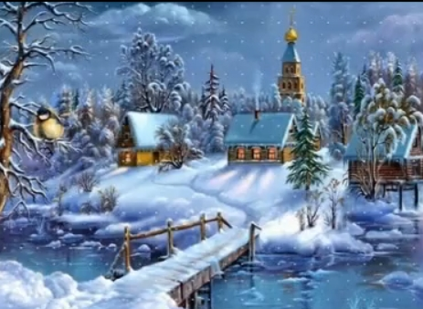 The Best Musical Christmas Video from Russia!