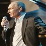 Putin sings!