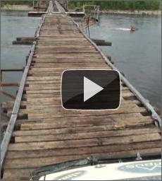 Russian Video: Yes They Have Bridges in Siberia…