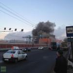 Photo: Natural disaster in Russia (Meteorite crash February, 15 2013)